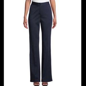 St. John Navy blue trouser pants size 2